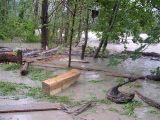 Hochwasser 23.08.2005