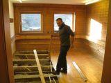 Renovierung FFM Aufenthaltraum 03.02.2011