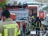 Dachstuhlbrand Obsteig 21.04.2017