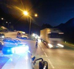 Zu unseren Aufgaben zählt auch die Regelung des Verkehrs bei Nachtwallfahrten, Umzügen und sonstigen Veranstaltungen.